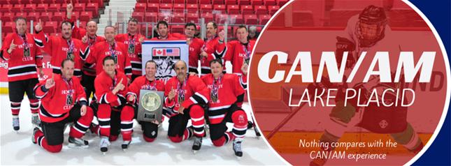 Can Am Adult Hockey Tournament Lake Placid Ny