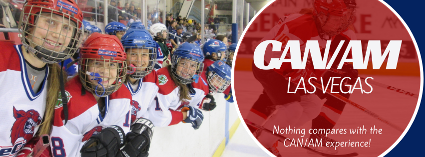 CAN/AM Hockey Girls Challenge Cup - Las Vegas, NV